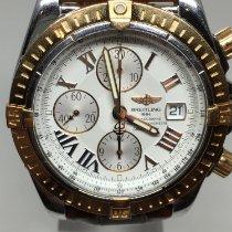 Breitling Chronomat Evolution Or/Acier