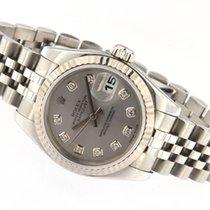 Rolex 179174 Zeljezo Lady-Datejust 26mm rabljen