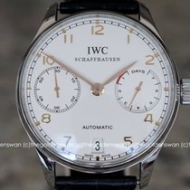 IWC IW500114 Steel Portuguese Automatic 42.3mm pre-owned United States of America, Massachusetts, Milford