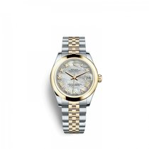 Rolex Lady-Datejust Gold/Steel 31mm Mother of pearl