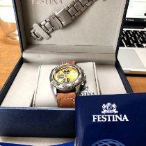 Festina Steel 23,7mm Quartz pre-owned