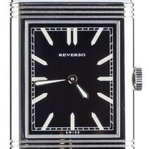 Jaeger-LeCoultre Grande Reverso Ultra Thin 1931 Steel 46mm Black United States of America, Illinois, BUFFALO GROVE