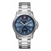 Swiss Military Çelik 39mm Quartz 06-5231.04.003 yeni