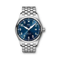 IWC IW327014 Steel Pilot Mark 40mm new United States of America, Florida, Miami