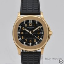 Patek Philippe 5066J Yellow gold 1998 Aquanaut 36mm pre-owned