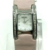 Ebel pre-owned Quartz 18mm Mother of pearl