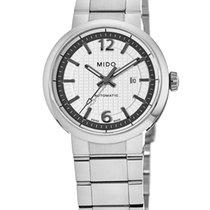 Mido Great Wall Silver Arabic numerals United States of America, New York, Brooklyn