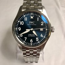 IWC IW327014 Steel 2017 Pilot Mark 40mm pre-owned
