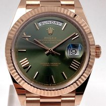 Rolex Rose gold 40mm Automatic 228235 new United States of America, New York, New York