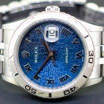 Rolex Datejust Turn-O-Graph Stahl 36mm Blau Deutschland, München