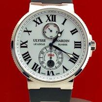 Ulysse Nardin Marine Chronometer 43mm 263-67 2010 подержанные