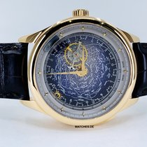 Jaeger-LeCoultre Master Grande Tradition Or rose 45mm Bleu