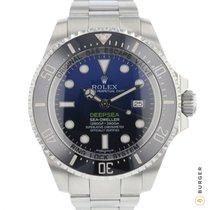 Rolex Sea-Dweller Deepsea 116660 2017 usados