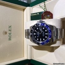 Rolex GMT Master II 116710BLNR (NEW)