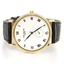 Patek Philippe Yellow gold 31mm Manual winding 7119J pre-owned United States of America, New York, Greenvale