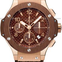 Hublot Big Bang 41 mm Ceramic Brown United States of America, New York, Brooklyn