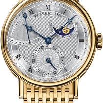 Breguet Yellow gold 39mm Automatic Classique new