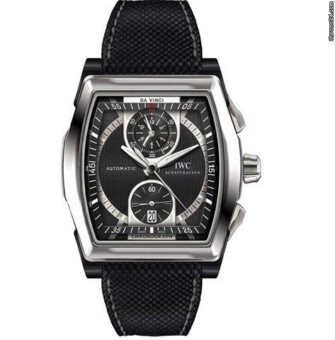 IWC Da Vinci Chronograph IW376601 new