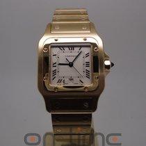 Cartier Santos Gold Medium size Full Set