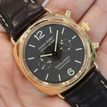 Panerai Special Edition Pam 377 Radiomir Chronograph Tobacco...