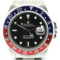 Rolex GMT-Master II Blue-Red Pepsi