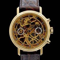 Sinn Gelbgold Chronograph Handaufzug 38mm 2009
