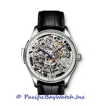 IWC Minute Repeater Skeleton Squelette IW524104 Pre-Owned