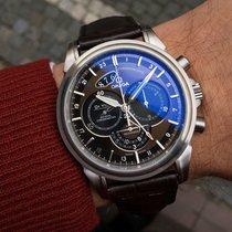 Omega De Ville Chronoscope GMT Co-Axial Chronograph