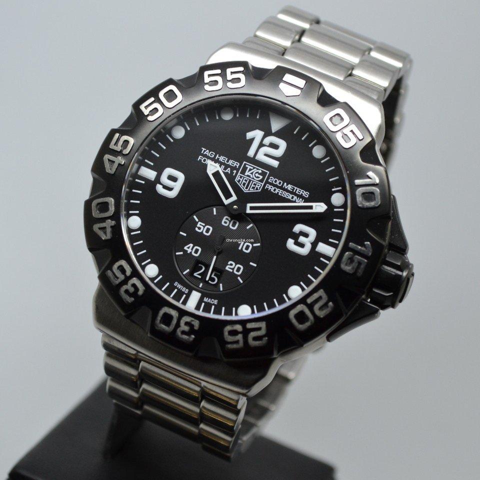 Μεταχειρισμένα ρολόγια TAG Heuer  d9f9c84812d