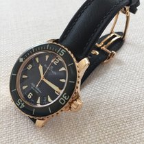 Blancpain Fifty Fathoms Automatic RedGold 300m