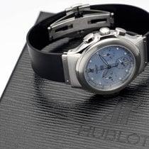 Hublot Acero Cuarzo Azul Sin cifras 37mm nuevo Elegant