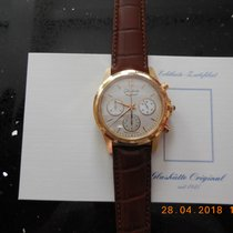 Glashütte Original PanoInverse XL Or rose 40mm