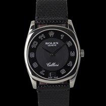 Rolex Cellini Danaos White gold 39mm Black
