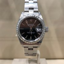 Rolex Oyster Perpetual Lady Date Acero 26mm Negro España, Madrid