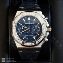 愛彼 Royal Oak Offshore Lady 26231ST.ZZ.D027CA.01 全新 鋼 37mm 自動發條 香港, HONG KONG
