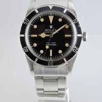 Rolex Near Mint 1955 Submariner 6536-1 James Bond