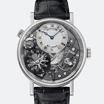 Breguet Or blanc 40mm Remontage manuel 7067bb/g1/9w6 occasion