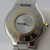Cartier 21 Must de Cartier occasion Or/Acier