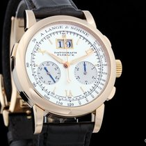 A. Lange & Söhne Rose gold 39mm Manual winding 403.032 pre-owned