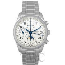 Longines Steel Automatic Silver new Master Collection