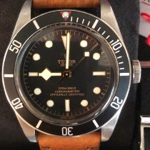 Tudor 79230N Acciaio Black Bay (Submodel) 41mm