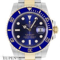 Rolex 116613LB LC100 Gold/Stahl Submariner Date 40mm