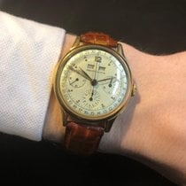 Philip Watch Geelgoud 36mm Handopwind 119053127 tweedehands Nederland, Arnhem