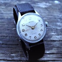 Volna Steel 34mm Manual winding pre-owned