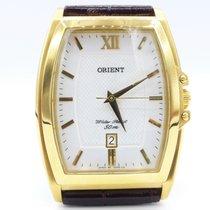 Orient Steel 35mm Quartz 850336 new