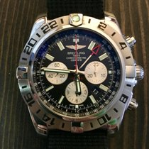 Breitling Chronomat GMT Steel 47mm Black United States of America, California, San Diego