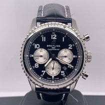 Breitling Navitimer 8 Steel 43mm Black United States of America, New York, New York