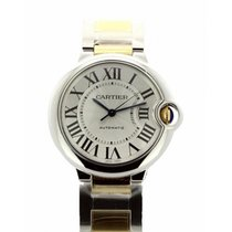 Cartier Ballon Bleu 36mm W2BB0012 new