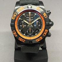Breitling Chronomat 44 Raven Steel 44mm Black No numerals