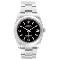 Rolex Oyster Perpetual 36 Steel 36mm Black Arabic numerals United States of America, Georgia, Atlanta